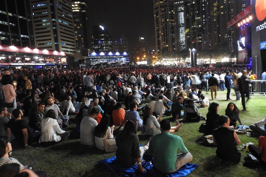 Dubai Falls In Love with John Legend at the Emirates Dubai Jazz Festival