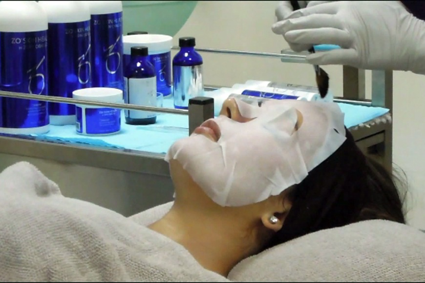 Glutathione IV and ZO Facials at Elite