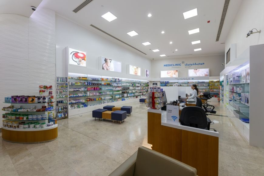 Mediclinic Dubai Mall