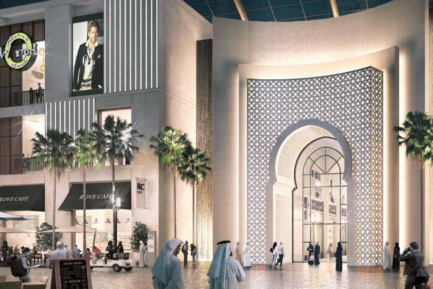Dubai Square - new mall in Dubai by Emaar and Dubai Holding
