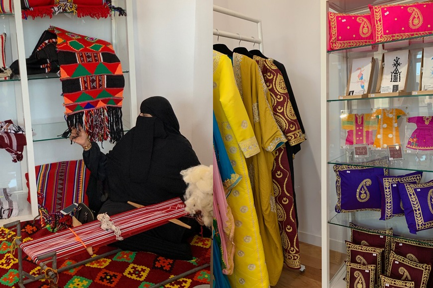 Best Places to Purchase Qatari Made Gifts