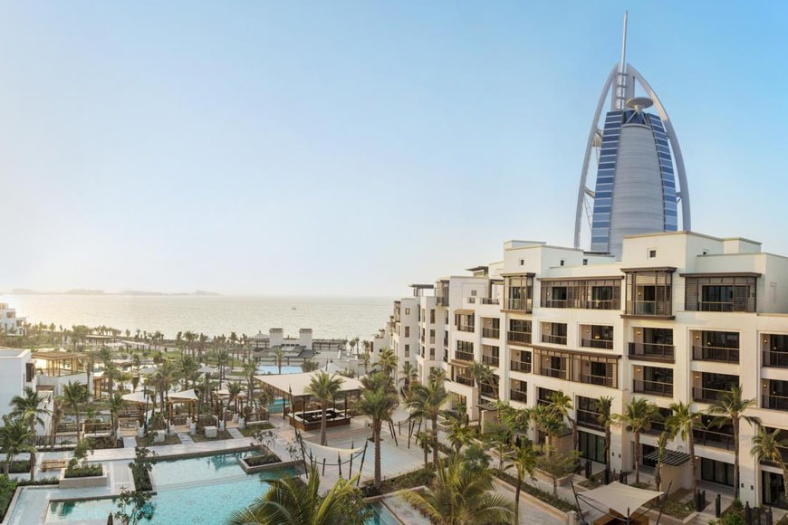 Jumeirah Al Naseem | Top 10 5 Star Hotels in Dubai