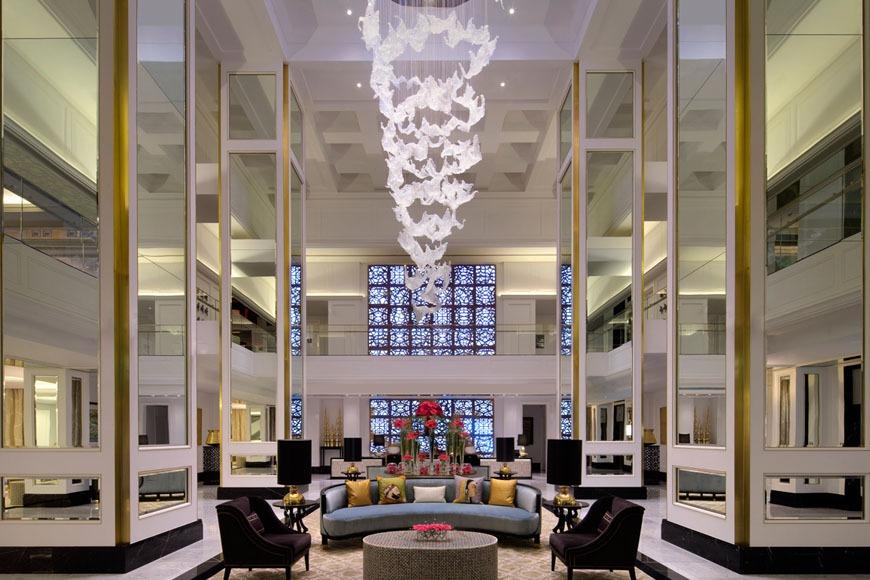 Taj Dubai  | Top 10 5 Star Hotels in Dubai