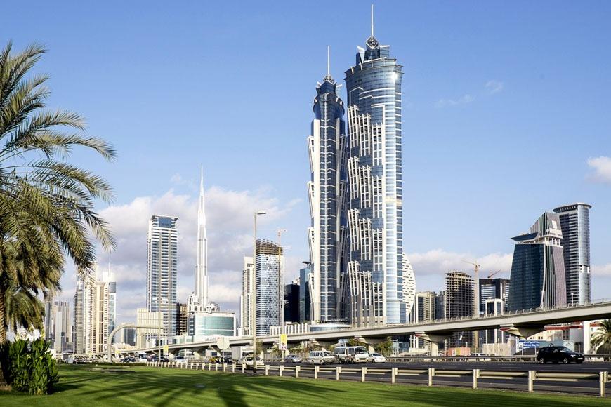 JW Marriott Marquis Hotel  | Top 10 5 Star Hotels in Dubai