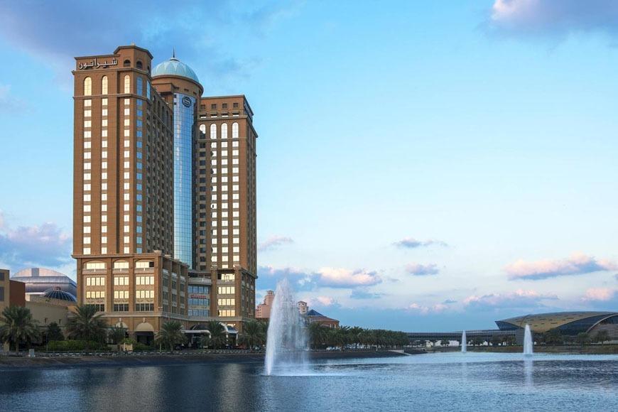 Sheraton Dubai MOE | Top 10 5 Star Hotels in Dubai