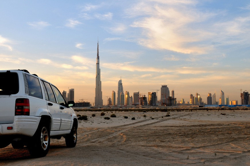 Vehicle Testing in Dubai by the RTA