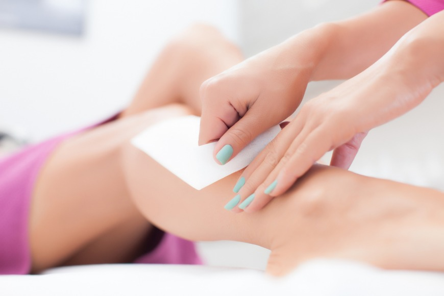 Different Types of Waxing in Dubai
