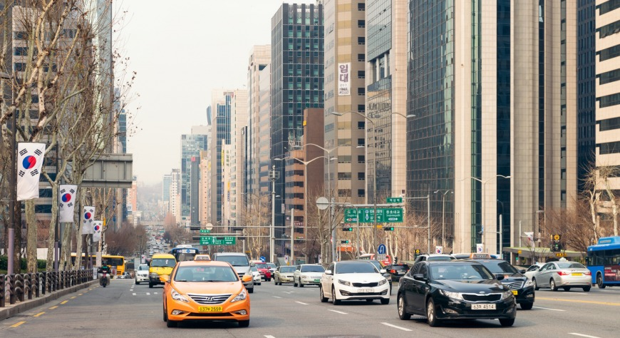 Driving in South Korea for expats