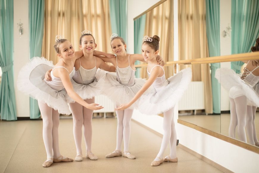 Ballet Classes in Dubai: Best Age to Start Learning Ballet