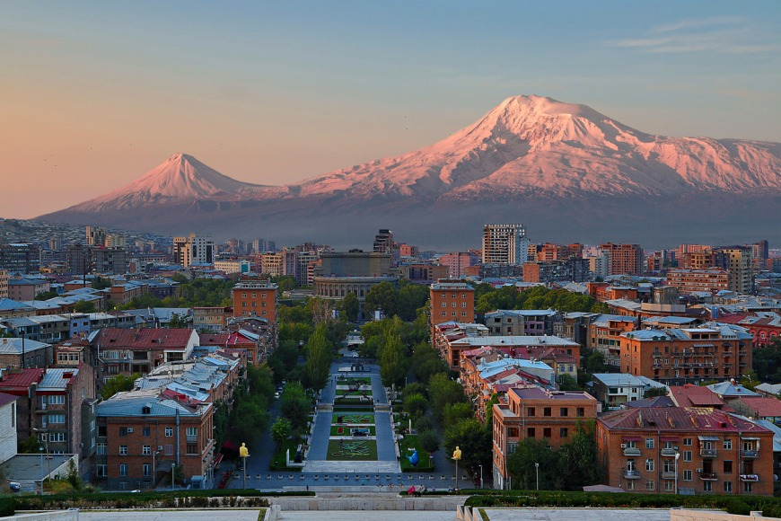 UAE residency visa on arrival for Armenia