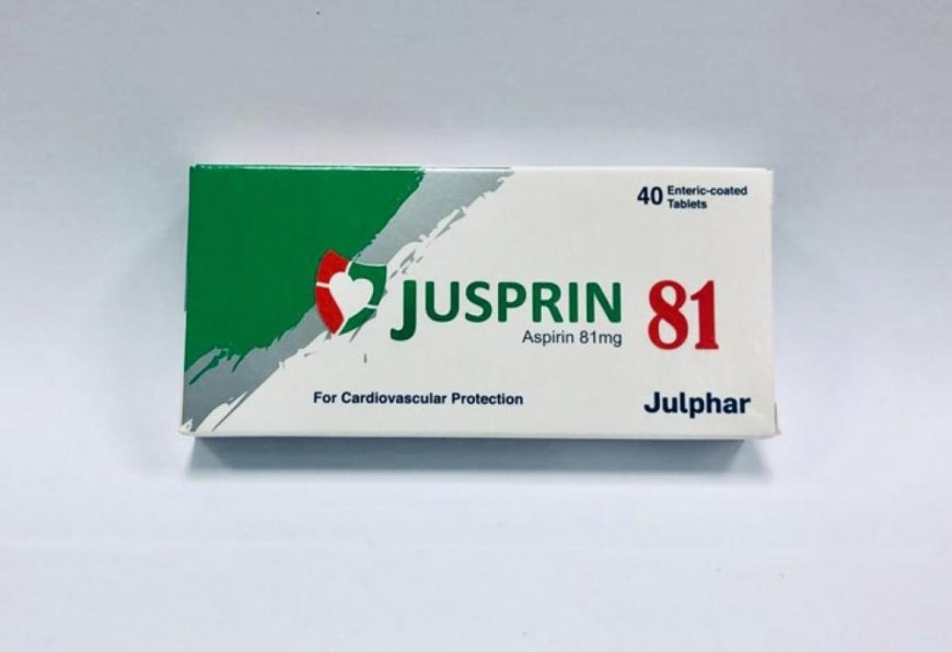 Jusprin recalled in UAE