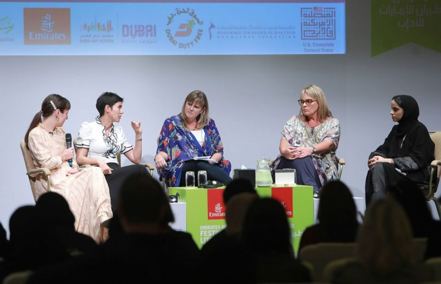 15 Things to Do at This Year's Emirates Airline Festival of Literature