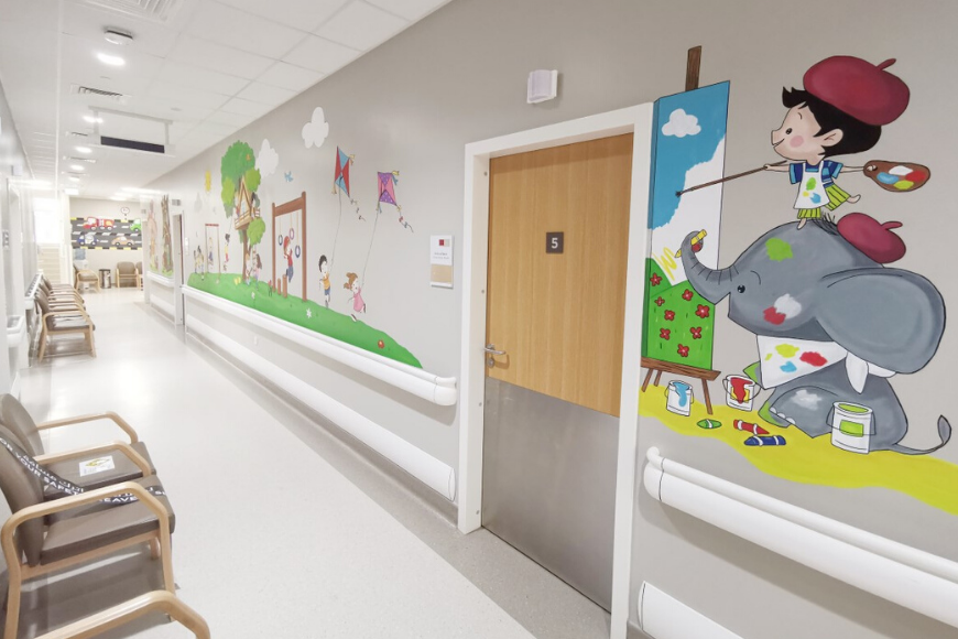 Parents, This Is Your One-Stop-Shop For Paediatric Services