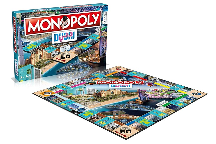 Monopoly: Dubai Edition