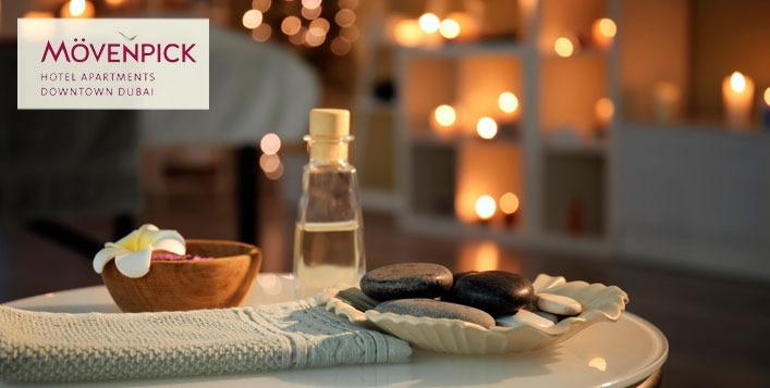Top spa therapy deals in Dubai