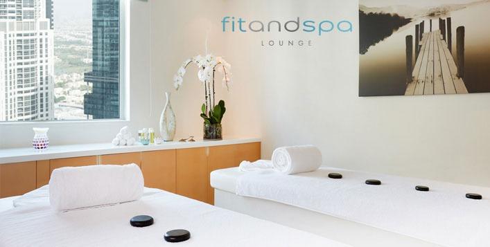Spa and massage hotel deals in Dubai