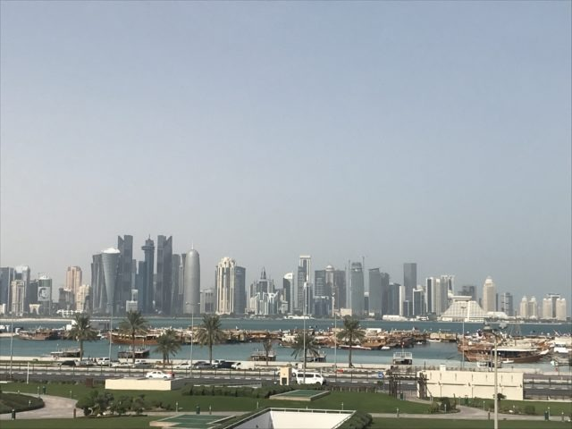 Doha is a great wellbeing break