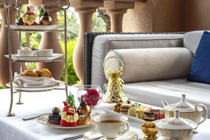 Christmas and NYE Celebrations at The Ritz-Carlton, Dubai