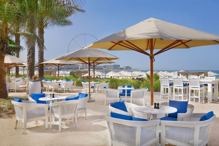 Beach and Brunch Launches at Palm Grill