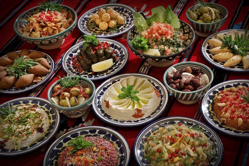 Romance the Flavors of Arabia at Amaseena