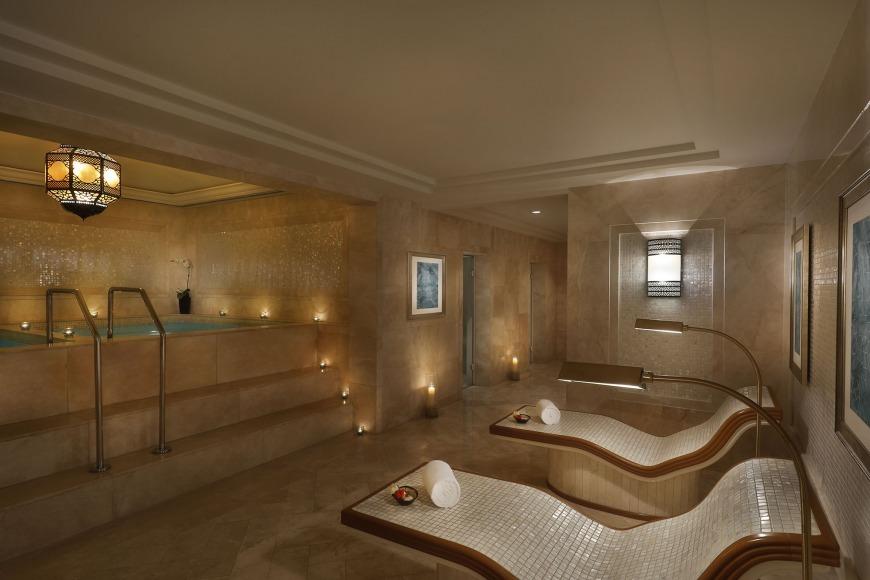 Spa-cation at The Ritz-Carlton, Dubai
