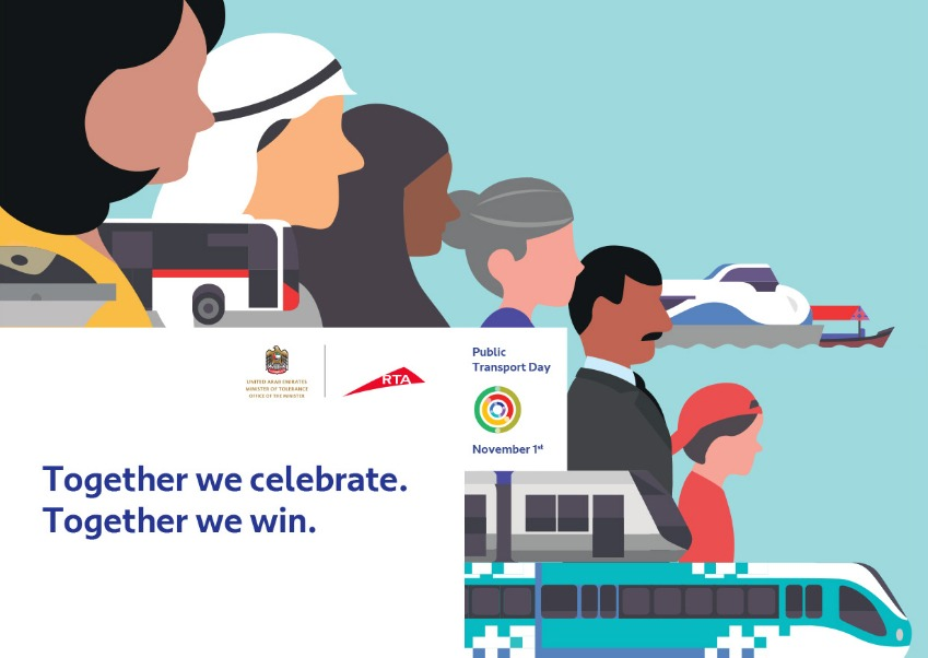 RTA Public Transport Day 2018