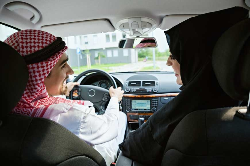 Driving Licence in Saudi Arabia