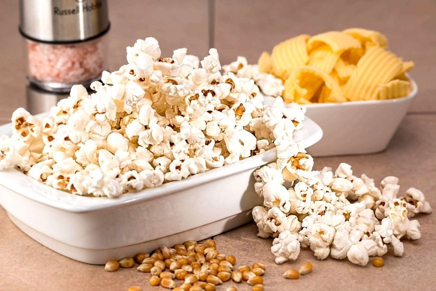 Here's Why Popcorn is Bad For Your Teeth