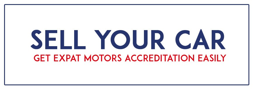 Sell Your Car with Expat Motors