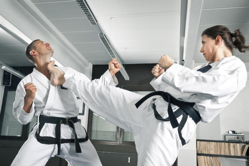 Martial arts HIIT classes in Dubai