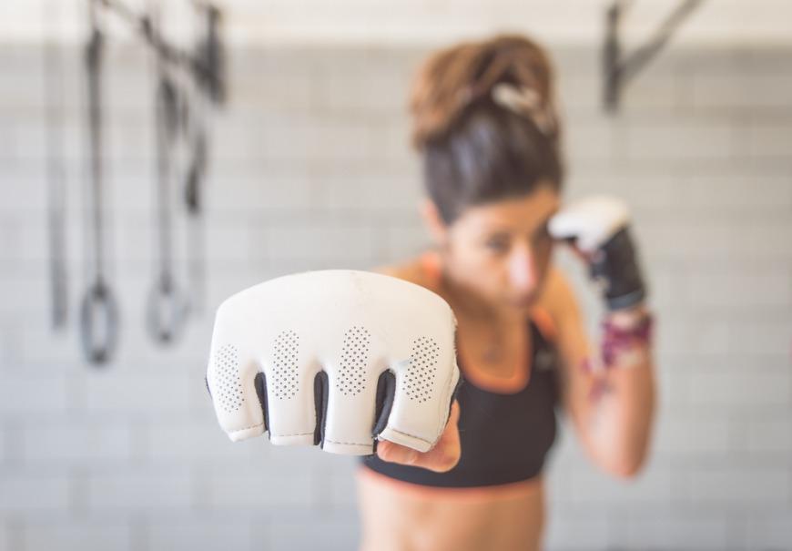 Boxing HIIT classes in Dubai
