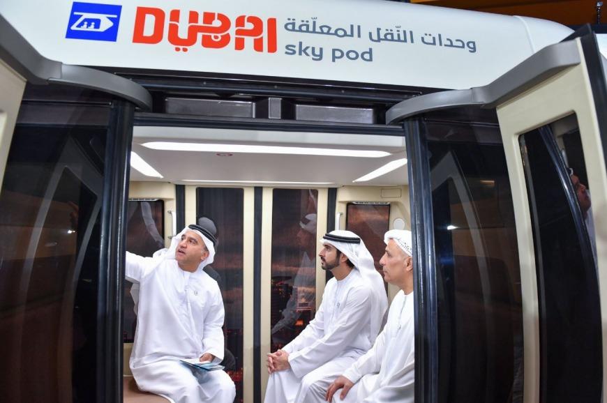 Dubai Sky Pods by RTA