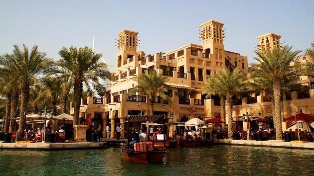 Modern souks in Dubai to visit