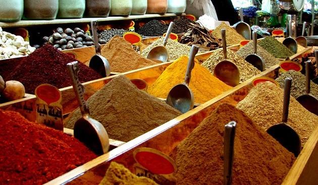 The Spice Souk - Dubai's best souks to visit
