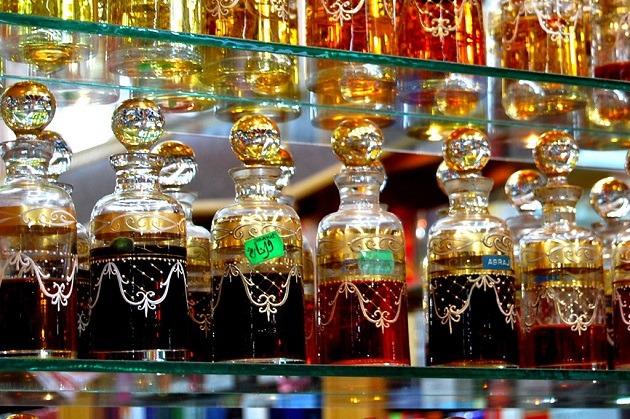 The Perfume Souk - Dubai's best souks to visit