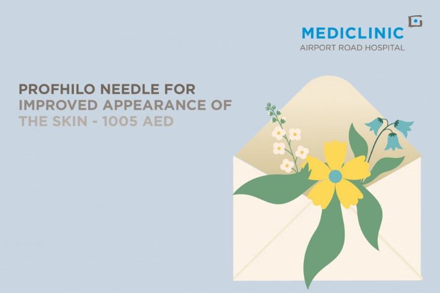 Mediclinic Airport Road Hospital profhilo offers