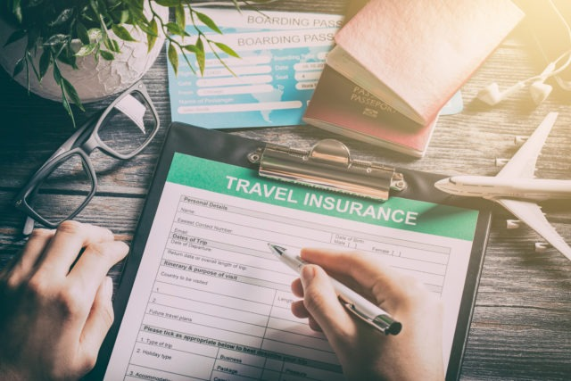 Things to ask when buying travel insurance