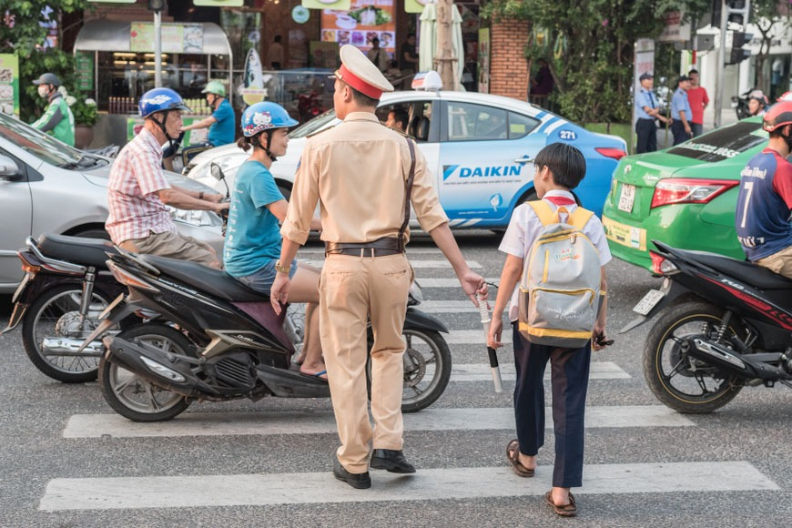 Guide to Traffic Offences and Fines in Vietnam