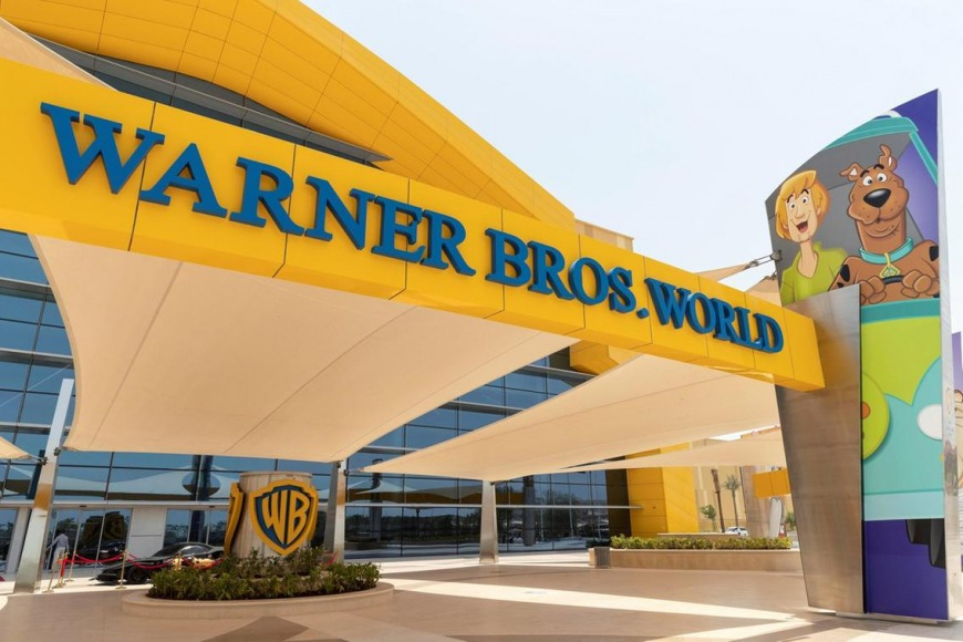 Warner Bros. World in Abu Dhabi