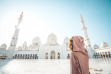 Abu Dhabi's Sheikh Zayed Grand Mosque Reopens to the Public