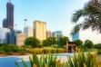 Corniche park, AD