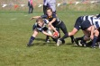 Girls playing rugby in UAE schools