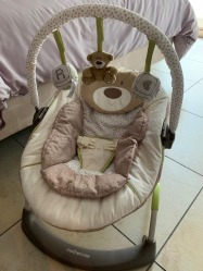 Mothercare new baby rocker