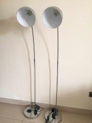 Floor Lamps - set of 2