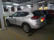 Nissan Xtrail SUV, 5 seater, silver, 4x4, 2.5L base option, 2018, 43,000km, FSH, warranty till Dec,2021.