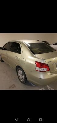 Toyota yaris 2007 for sale automatic good working condition