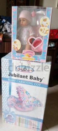 BABY TOYS & BABY BAG