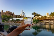 Tourist alcohol licence in Dubai