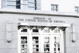 US Embassy in Bahrain