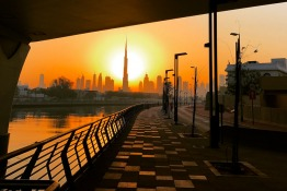 In Pictures: The Dubai Canal